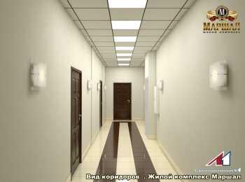 Оформление коридоров